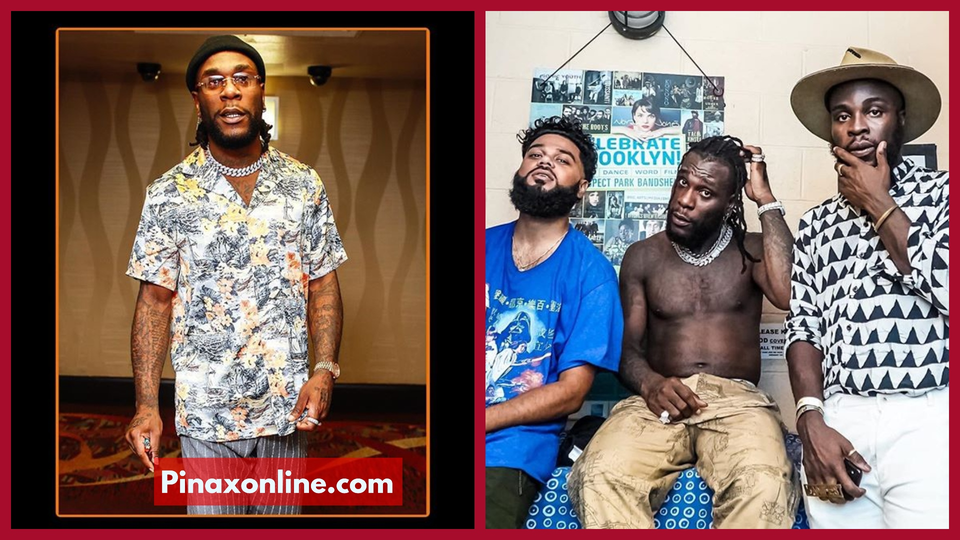 Move Over Shatta Wale As Burna Boy Features M anifest As The