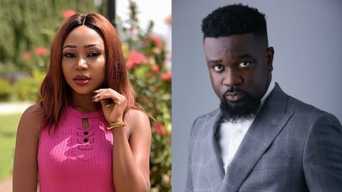 Akuapem Poloo Names Sarkodie As Her All Time Celebrity Crush
