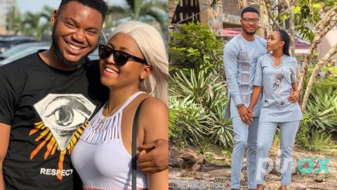 Photo: Regina Daniels reacts after Akuapem Poloo dumped her 'ex' Somadina for a new man