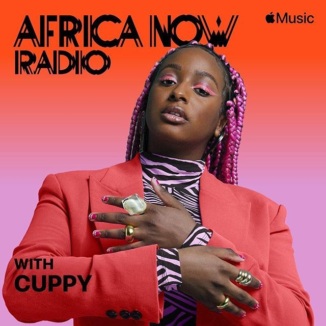 Congratulations To DJ Cuppy As Apple Announces Her As Its First Ever African Radio Presenter