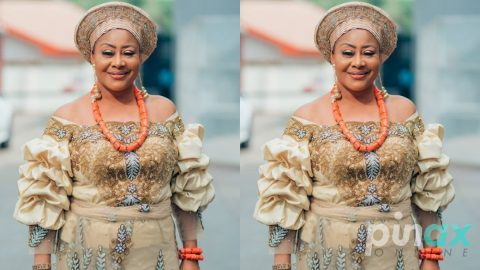 Nollywood actress Ngozi Ezeonu celebrated her 55th Birthday with Lovely Photos. She is ageless
