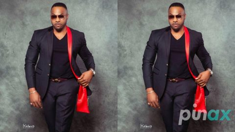 Bolanle Ninalowo shares mouth watering photos of himself as he turns 40 years today