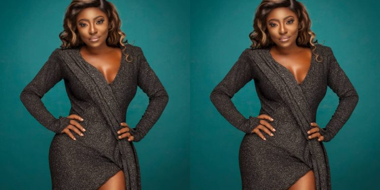 I Got My Curvy Shape Through Surgery-Actress Yvonne Jegede Confesses