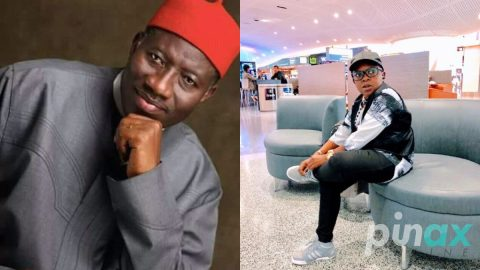 Nollywood Actor Chinedu Ikedieze popularly known as Aki opens up about how he was helped by Former President Goodluck Jonathan