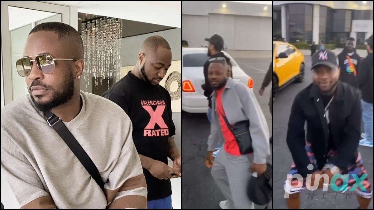 Video Nigeria S Self Acclaimed Entertainer Tundeednut Hangs Out With Davido In Los Angeles I make a lot of money, i entertain you and give a lot. nigeria s self acclaimed entertainer