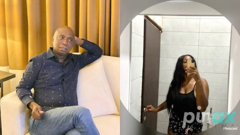 Screenshot: Ned Nwoko reacts after a Lady claim she wants to be his sixth wife because she is a Virgin