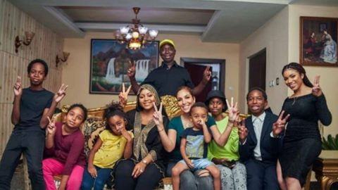 Ned Nwoko's first wife finally surfaces online and its not Laila