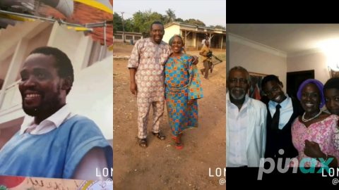 Ajoke Sliva shares throw back Photos of Olu Jacobs that made her Fall In love with him as he celebrates his 78th Birthday