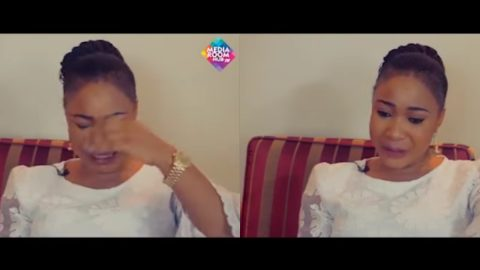 """""""It was just the perfect Day to Die"""" Tonto Dikeh talks about how she almost committed suicide"""