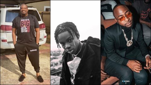 Screenshots: Don Jazzy & Davido Reacts To Rema's Rants On Twitter