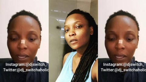 DJ Switch Finally Speaks On The Lekki Massacre, Reveals Number of Dead Bodies She Counted- See Video.