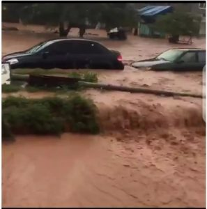 PHOTOS: Saturday's Heavy Rains Washed Away Cars And Houses In Kasoa 52