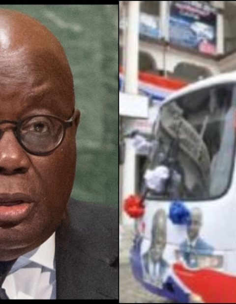 Akufo-Addo Ready To Provide Free Transportation For Voters Come December 7th