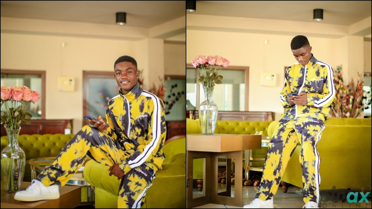 Photos: Mzbel Shows Off Her All Grown-Up Son As The Slay Queens Crush On Him
