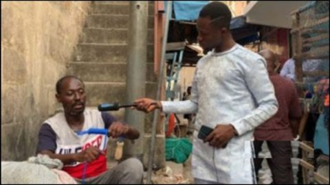Video: Alampai Hitmaker Jay Dee Makes U-Turn, Says He Is From A Rich Family And Not Broke After He Was Spotted Selling Skipping Ropes