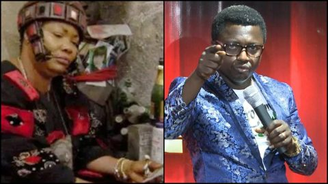 Video: Nana Agradaa & Prophet Opambour Disgrace & Expose Each Other In Their Ongoing Beef
