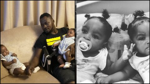 Video: Funny Face Finally Gives Up On His Ella Bella, Asks His Babymama To Chew & Fry Them For All He Cares