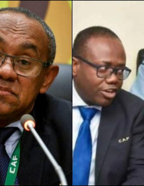 CAF President Ahmad Ahmad Banned By FIFA For 5 Years Over Corruption