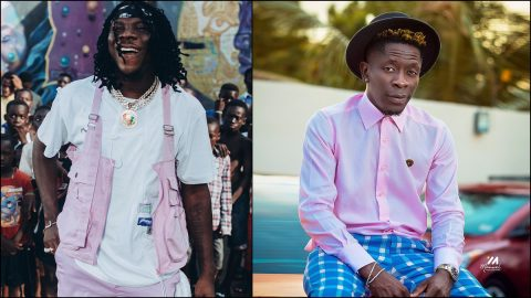 """We Can't Assume That We Are Like """"Bread And Butter Already"""" – Stonebwoy Replies Shatta Wale's For Saying He Has Refused To Pick His Calls"""