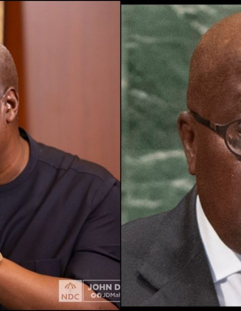 Nana Addo Promised Ghanaians Paradise But Turned The Country Into Hell  After Winning The Elections – Says John Dramani Mahama