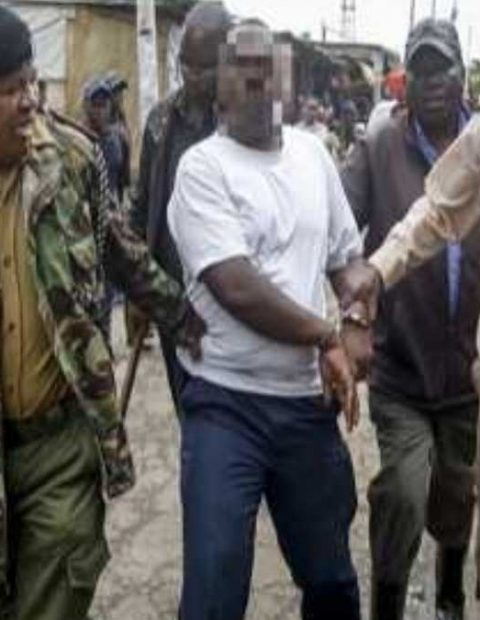 57 Year Old Man In Custody For  Allegedly  Abusing Six Boys S*xually