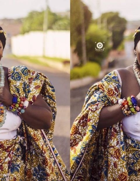 Akumaa Mama Zimbi Shares Stunning Photos To Celebrate Her Birthday