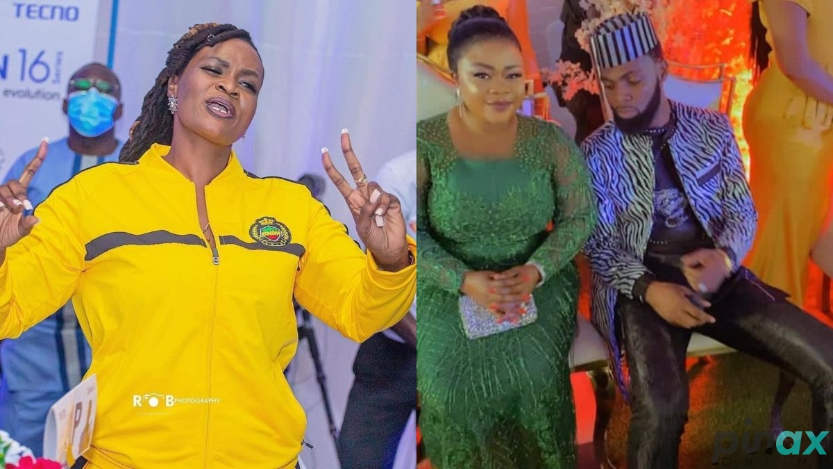I Can Die Easily For Rev. Obofour And His Wife-Ayisha Modi Reveals
