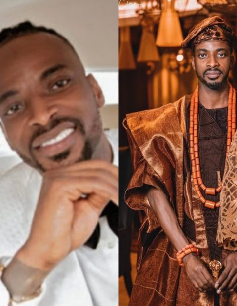 """""""Help Me Save My Marriage""""- Singer, 9ice Appeals To The Public To Beg His Wife After a Video of Him With Another Lady In A Hotel Leaked Online- See Video."""