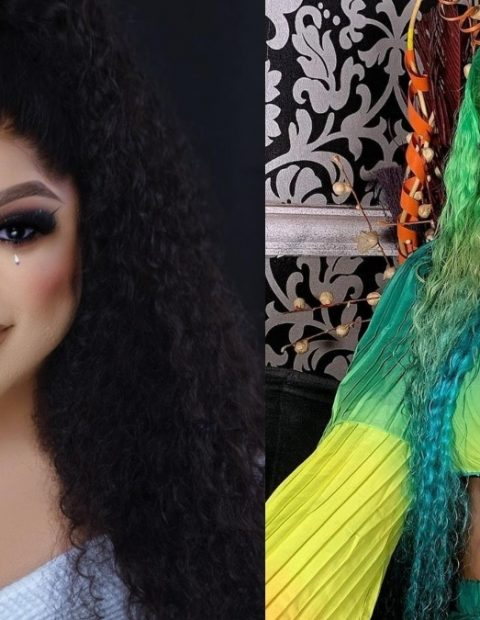 """""""No One Sits On Her Throne!"""" Bobrisky Sends Strong Warning To  'Upcoming Wannabe Bobriskys'- See Photos."""