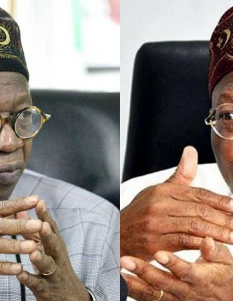 """CNN is Desperate, They Were Caught Spreading Fake News!"" Lai Mohammed Says On National TV- See Video."