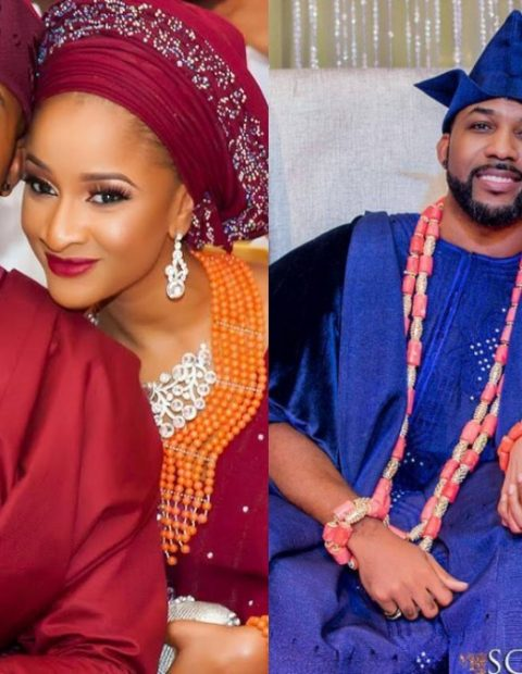 """Marrying Adesua is The Second Best Decision I Ever Made"" Banky W And Adesua Celebrate Each Other On Their 3rd Wedding Anniversary."