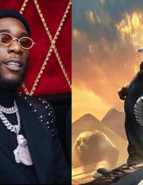 "Burna Boy Nominated for 2021 Grammy Award  With ""Twice As Tall"" Album,  Becomes First Nigerian Artists To Be Nominated Twice in a Row"