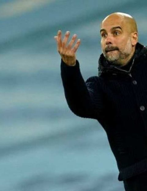Manchester City Boss Pep Guardiola Pens Down New Contract