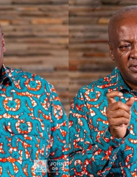 """I started the free SHS policy in 2015, not Akufo Addo"" John Mahama reveals"