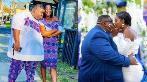 Love is Insane, See latest Married Couple Photos which is driving People Crazy..