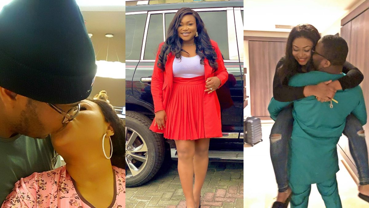 Nollywood Actress Ruth Kadiri Drops Loved Up Photos To Mark Her Marriage  Anniversary