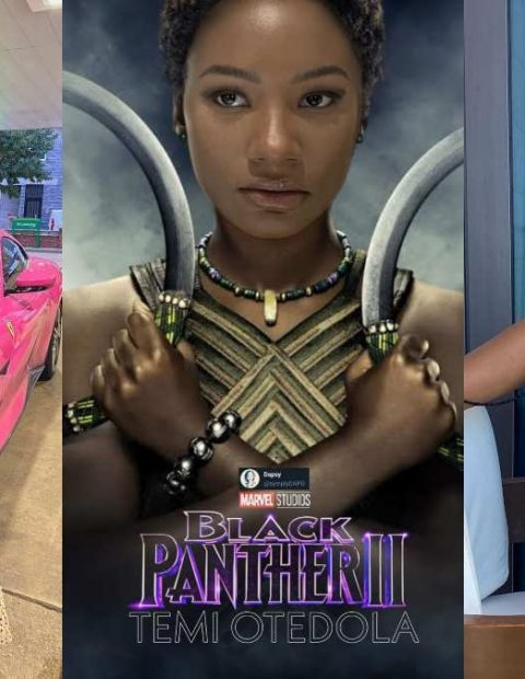 DJ Cuppy Urges Marvel To Cast Her Sister, Temi Otedola In 'Black Panther 2'