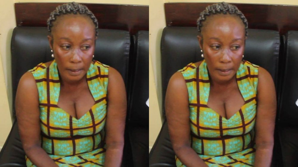 Popular Kumawood Actress begs Ghanaians to come to her aid as she is going  blind