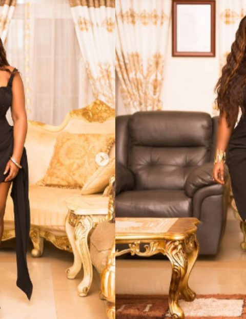 Yvonne Okoro celebrates her 36th Birthday with Gorgeous Photos