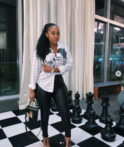 Pictures of the woman who has stolen Davido away from Chioma surfaces online (photos) 6