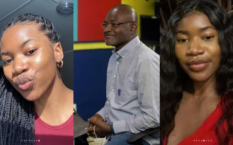 21 years old Daughter of Kennedy Agyapong takes social media by storm with 10 facts about herself. 2