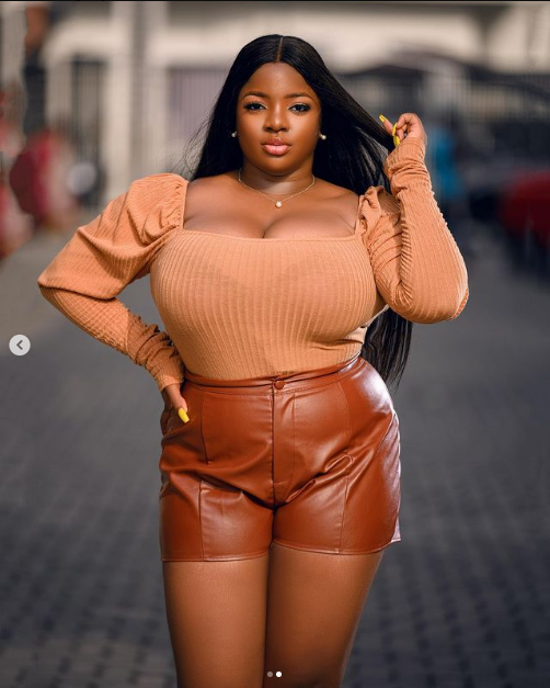 """""""I wasn't born with my big breast, they started coming at SHS""""- Dorathy #BBNaija 3"""