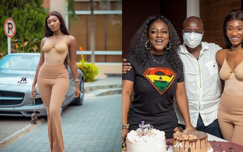 Check out Wendy Shay's outfit that is causing a stir on social media (photo) 2