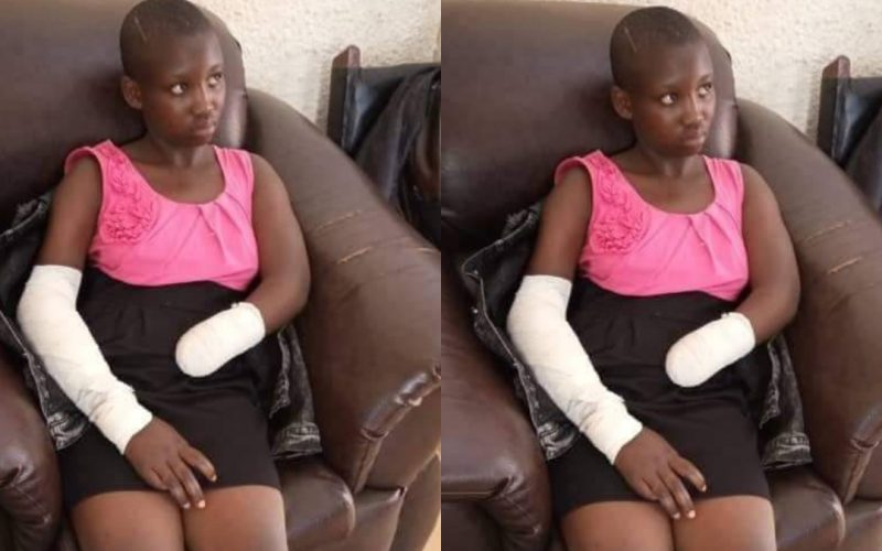 Man Cuts Off Hand of 16-Year-Old Girl After She Resisted His Rape Attempt