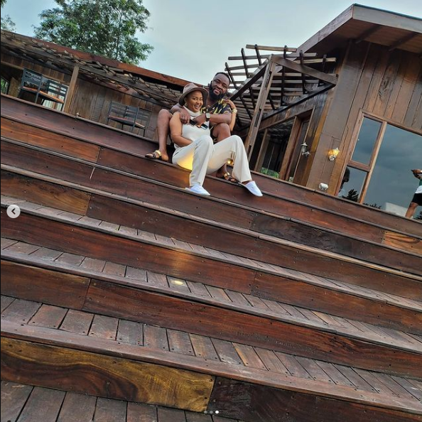 Nana Ama Mcbrown and her husband goes for a 'Baecation' to enjoy themselves this easter. (photos) 4